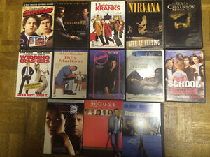 Assorted DVDs Windsor Region Ontario image 1