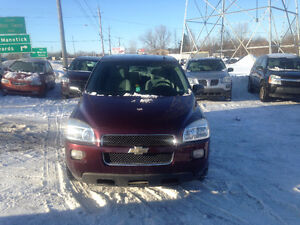2009 Chevrolet Uplander Minivan, safety and E tested for $4795