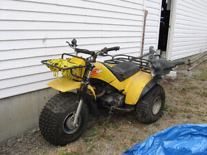 Yamaha Three Wheeler