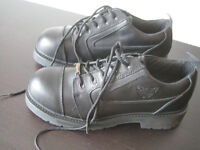 Harley Davidson steel toe shoes Size 10 - New