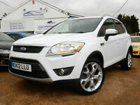 2012 12 Ford Kuga 2.0 TDCi Titanium 4x4 5dr - FINANCE FROM 4.9%