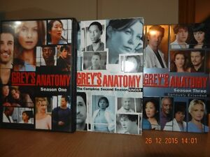 Greys Anatomy DVD