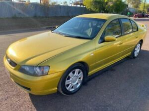 FORD FALCON XR6 Winnellie Darwin City Preview