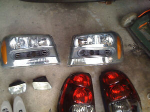 TRAILBLAZER PARTS  SEE PICS AND PRICES