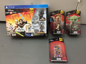 Disney INFINITY 3.0 Edition: Twilight of the Republic collection