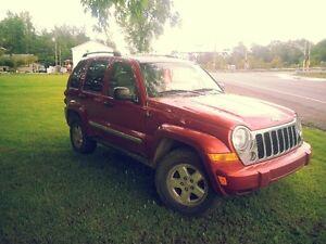 2006 Jeep Liberty VUS