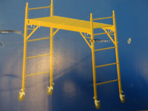 ~~~Brand New 6 ft Adjustable Scaffold