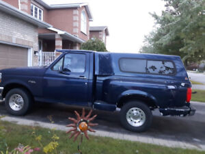 95 Ford F150 Flareside