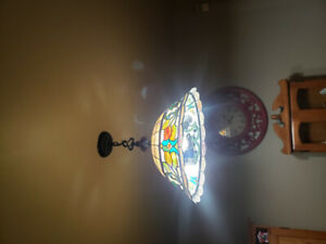 Beautiful Stain Glass Light Fixtures
