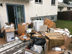 Junk removal best rate 587 778 4128