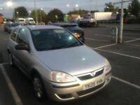 2005 Vauxhall corsa 1.2 sxi silver 3 Door Petrol