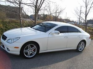 2010 Mercedes-Benz CLS-Class CLS550 Sedan  AMG package
