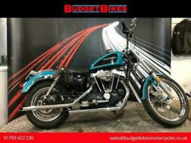 1985 B HARLEY-DAVIDSON SPORTSTER XLX 1000