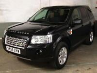 Dec 2006 LAND ROVER FREELANDER 2 2.2 TD4 SE AWD 4x4 SAT.NAV * Htd.Elec.Leather