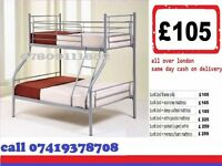 NEW TRIO SLEEPER BUNK BED WITH / KIDS BED
