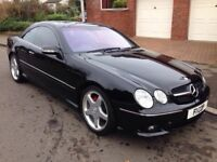 "Mercedes CL500 Factory Amg Kit & 19"" Amg Alloys 2004 Facelift"