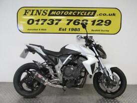 2010 Honda CB1000RA, White, FSH, , 2 Owners, MOT, Warranty, Read description.
