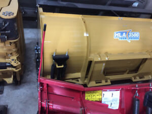 8 foot hla skid steer pushed with back drag brand new