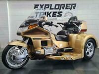 Honda GL 1500 Goldwing Trike by Panther