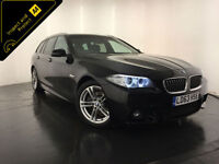 2013 63 BMW 518D M SPORT DIESEL 1 OWNER SERVICE HISTORY FINANCE PX WELCOME