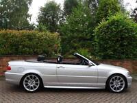 2005 54 BMW 325 2.5 Ci auto Sport Convertible..SERVICE HISTORY..STUNNING !!