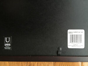 Umbra Stand Alone Photo Frame Espresso for 4 4x6 photos Cambridge Kitchener Area image 4