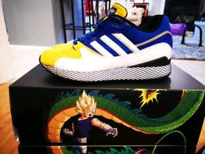 "Size 10.5 Adidas Ultra Tech ""Vegeta"""