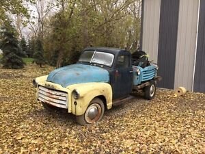 1948 Chevrolet gmc pickup truck