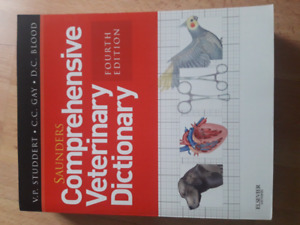 Comprehensive Veterinary Dictionary Fourth Ed