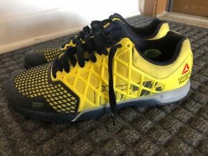 REEBOK Crossfit_Chaussures d'entraînement_grandeur 10