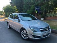 Vauxhall Astra 1.4i 16v 2007 SXi 5 Door June 2019 MOT