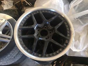 """18"""" 5x120 Corvette z06 style rims"""