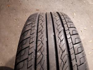 4 Champiro 195 65R15 summer tires & rims