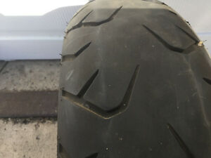 Goldwing rim and tire