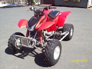 Honda 400 EX 2007