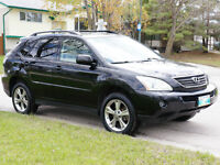 2007 Lexus RX SUV, Fully loaded. Private sale