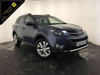 2013 63 TOYOTA RAV4 INVINCIBLE D-4D DIESEL ESTATE SERVICE HISTORY FINANCE PX