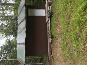Camp and land for sale