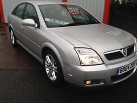 Vauxhall/Opel Vectra 3.0CDTi V6 24v 2004 SRi GREAT FAMILY CAR