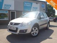 2010 Suzuki SX4 1.6 ( 120ps ) SZ4 CROSSOVER 4X4 KEY LESS START & ENTRY