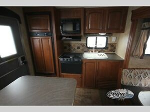 Used 2012 Jayco Jay Flight 26RKS RV Travel Trailer w Solar panel
