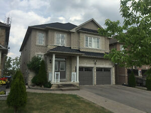 **House for rent in Brampton (The Gore Road and Cotrelle)**