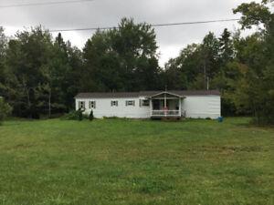 Mini Home and 2.5 acres Kingston Peninsula