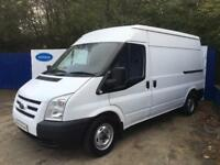 2009 59 Ford Transit 2.2TDCi Duratorq (115PS) 300M Medium Roof MWB FWD Van