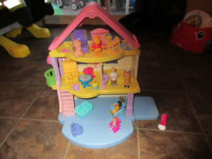 fisherprice my first doll house