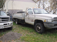 1997 Dodge Ram 3500 Dually Work truck