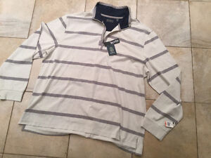 Arrow Men's Long Sleeve Top New with Tags 3XL