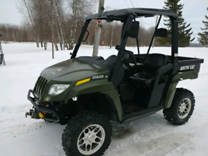 Artic cat prowler 650 h1