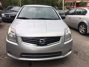 "2010 NISSAN SENTRA 2.0 S""NO ACCIDENT/2 YEARS WARRANTY/CERTIFIED"""