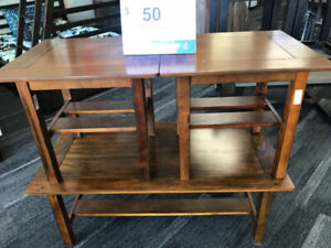 SELECTED COFFEE AND END TABLES